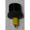 4025 nipple with fitted poly bung