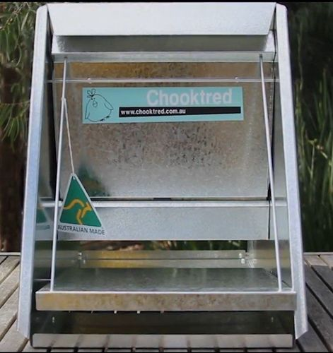 CHOOKTRED 14kg FEEDER