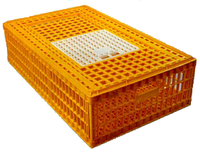 Slide Door Poultry Crate